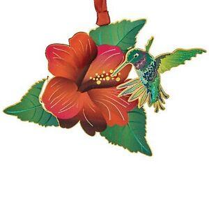 ChemArt Hummingbird & Flower