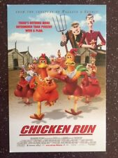 "Dreamworks Chicken Run Special Preview ticket 4"" x 6"" New not used"