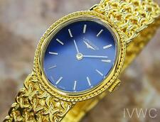 Longines Rare Ladies Gold Plated Luxury Manual Dress watch Circa 1970s B21