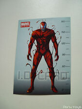 Sticker Marvel Heroes Ultimate Collection N°67 / Preziosi Collection 2008 NEW