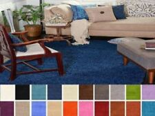 Polypropylene Solid Contemporary Rugs