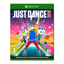 Ubisoft Just Dance 2018 Xbox One Game Kinect Compatible With 40 Tracks 3
