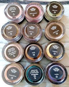 bareMinerals Bare Escentuals Eyeshadow Eyecolor TRAVEL SIZE .01 oz .28g CHOICE