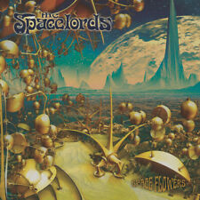 The SPACELORDS - Space Flowers High Quality VINYL Spec. Edt. Blue Marbled