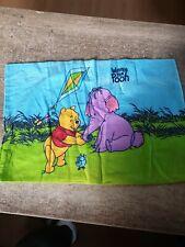 Wunderschöne Babybettwäsche Winnie Pooh 100x135 / 40x60 Top  Zustand