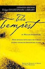 NEW The Tempest (Folger Shakespeare Library) by William Shakespeare