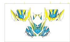 SKI DOO BRP REV XP XM XR Z SUMMIT GRAPHICS DECAL WRAP 163 154 146 137 new 2