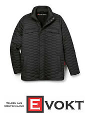 Audi Sport Black Mens Quilted Honeycomb RS Jacket XXXL Size 3131503307 Genuine
