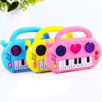 1Pc Mini Keyboard Piano Toy Electronic Organ Musical Developmental Toy Kid Gift_