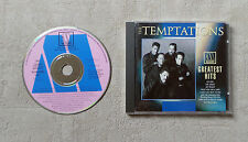"CD AUDIO MUSIQUE / THE TEMPTATIONS ""MOTOWN'S GREATEST HITS "" CD COMPILATION 20T"