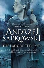 The Lady of the Lake (Witcher Saga 5), Sapkowski, Andrzej, New