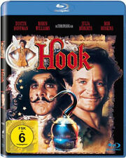 Blu-ray * HOOK - ROBIN WILLIAMS, DUSTIN HOFFMAN , JULIA ROBERTS # NEU OVP <