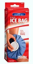 Mueller Reusable Ice Bag Pack 9 Inch for Cold Therapy - English Ice Cap 6621A