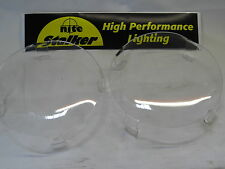 NITE STALKER 160 CLEAR DRIVING SPOT LIGHT COVERS 4WD 4X4 ~BRAND NEW~