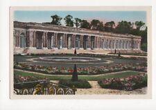 Versailles Palais du Grand Trianon Sur Les Jardins RP Postcard France  192a