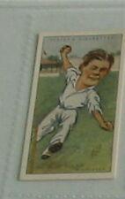 #1 Mr G O Allen Middlesex cricket card