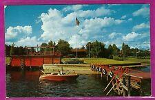 1958 Edsel Citation Car Lake Cherokee Tx Postcard