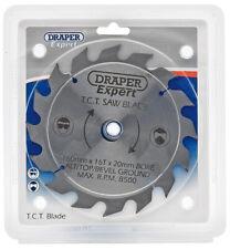 Expert Tct Saw Blade 160X20mmx16t Draper 09465