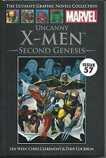 MARVEL ULTIMATE GRAPHIC NOVEL # 57 (X-MEN: Second Genesis), NEW