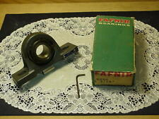 Fafnir Rasc Pillow Block Bearing 1 316 Inch Shaft Diameter Locking Collar New
