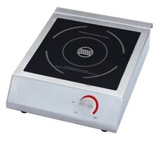 Sale Special Chef King 3kw Slimline Heavy Duty Commercial Induction Hob BT350K