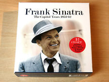 Frank Sinatra/The Capitol Years 1953 - 62/2014 12x CD Box Set