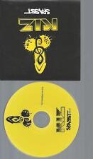 CD--KIZ SPASST // PROMO