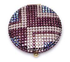 "New listing Estee Lauder Kathrine Baumann Perfume Powder Compact ""Purple V Inspired Angles"""