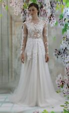 BRAND NEW wedding dress,  3d white lace and tulle MAKE AN OFFER