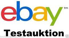 eBay Testauction Please do not buy! EU GCX DE RG 04-08-2017 FF