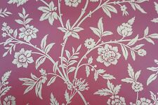 Cole & Son Wallpaper Wallpaper Book I CAMELLIA Red Gold Flora Paper