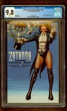 ZATANNA: EVERYDAY MAGIC #nn CGC 9.8 ~ SEE OUR HAWKMAN 4 FIRST 1 ST APPEARANCE ~