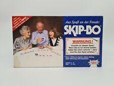 SKIP-BO - Amigo Spiele Kult Kartenspiel Originalauagabe von 1986 Rarität Vintage