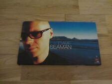 DAVE SEAMAN CD CAPE TOWN GLOBAL UNDERGROUND BOX SET X2 DOUBLE CD & BOOK