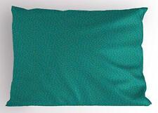 Simple Pattern Pillow Sham Decorative Pillowcase 3 Sizes Bedroom Decoration