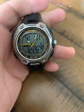 Timex IRONMAN Dual Tech Solar 50-Lap Watch by Timex T5G681