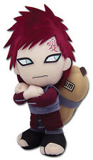 Naruto Shippuuden 8'' Gaara Plush Doll Anime MINT