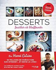 Desserts faciles et Bluffants Book 9782263069192 Solar Broché