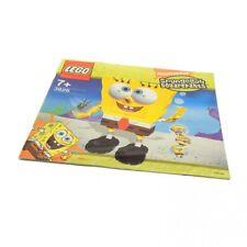 LEGO porte clé-Bob l/'éponge-Tadeusz