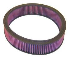 E-2867 K&N Replacement Air Filter MERCEDES-BENZ 300E, 1986-93 (KN Round Replacem