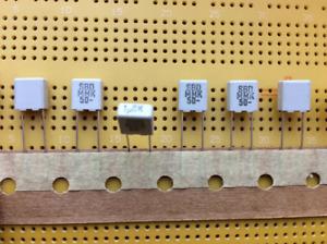1uF 4.7uF 50V Polyester Film Capacitors MMK Radial Multi Qty