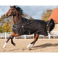 CATAGO Outdoordecke PLUS, 300 g - schwarz - 135 cm Außendecke für Pferde Decke