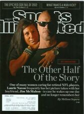 2012 Sports Illustrated: Jim McMahon & Laurie Navon NFL Concussions