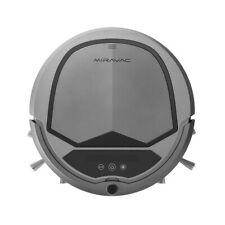 MIRAVAC Swerve Robot Vacuum Cleaner Black 1800Pa Turbo Suction Object Avoidance