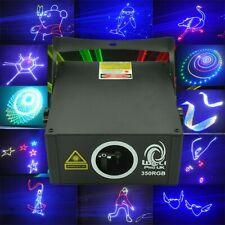 Cartoon images Effects Laser Light Full Colour party dj disco karaoke tv game