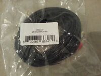 Brand New 25 ft. Audio Cable Red White
