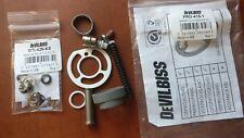 DeVilbiss PRO Spray Gun Service Kit - Brand New - PRO-415-1 + SP-626-K5 (one)