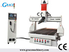 4 axis cnc router for wood,acrylic,stone working 1325 antique furniture, wooden