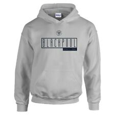 Blackpool F.C - Personalised Mens HOODIE (ART DECO)