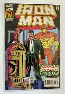 Iron Man #313 Marvel 1st Series 6.0 FN (1995)